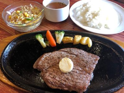 JUMBO STEAK HAN'S美浜店