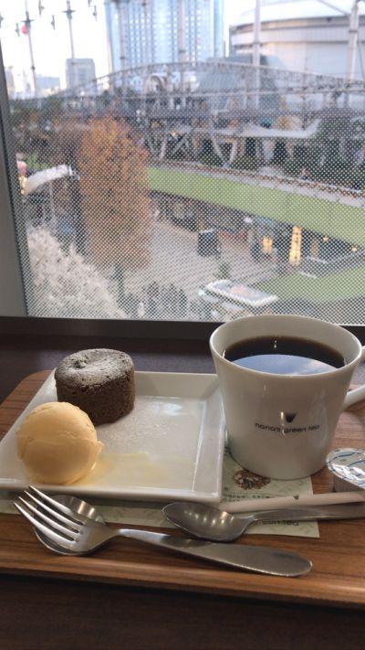 nana's green tea東京ドームシティラクーア店