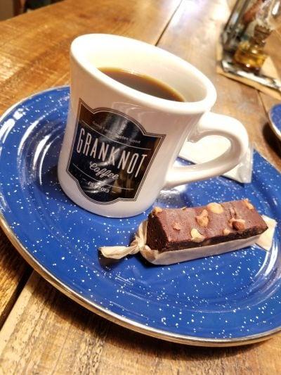 GRANKNOT COFFEE ROASTERS