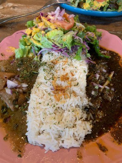 Soko by SOKO CURRY   Curry&Nan&Salada