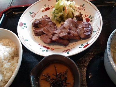 牛たん焼き 仙台辺見 西春店