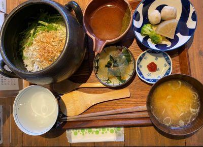 萬古焼土鍋ご飯Mama-ru