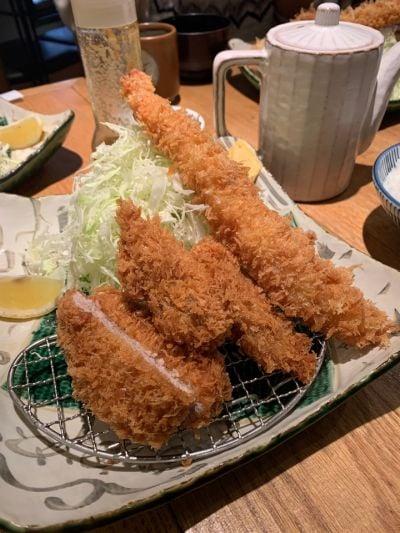 とんかつ 富士㐂  池尻大橋店