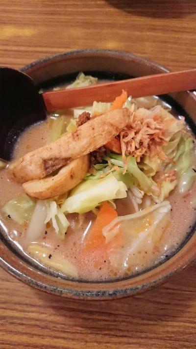 蔵出し味噌麺場彰膳 東福岡店