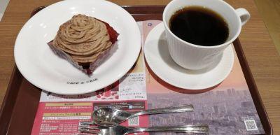 カフェ・ド・クリエ市ヶ谷東店