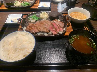 ハンバーグ&ステーキ腰塚目黒店の口コミ