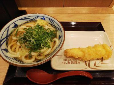 丸亀製麺 アトレ秋葉原 1店