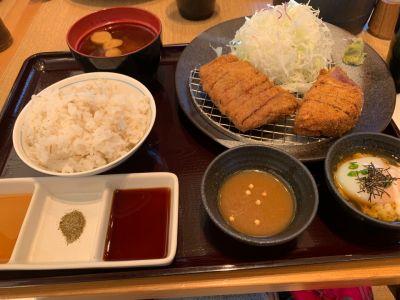 牛カツ 京都勝牛 奈良公園店