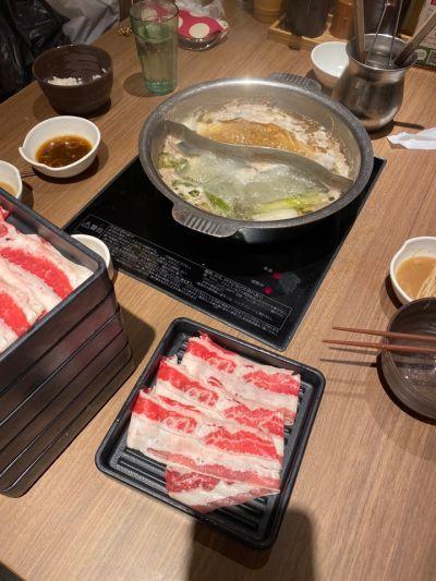 しゃぶしゃぶ寿司食べ放題 菜の庵