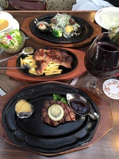 肉の万世 新橋店