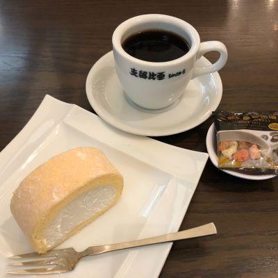 支留比亜珈琲店 日永カヨー店