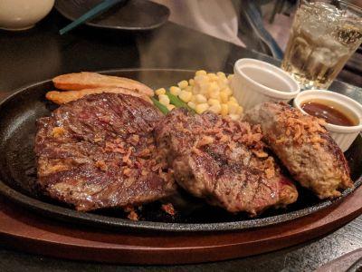 古民家風レストラン ハンバーグステーキ「ふ〜りん」