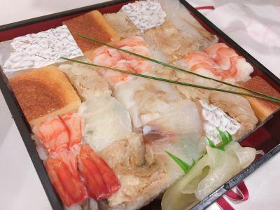 京寿司 いづ重