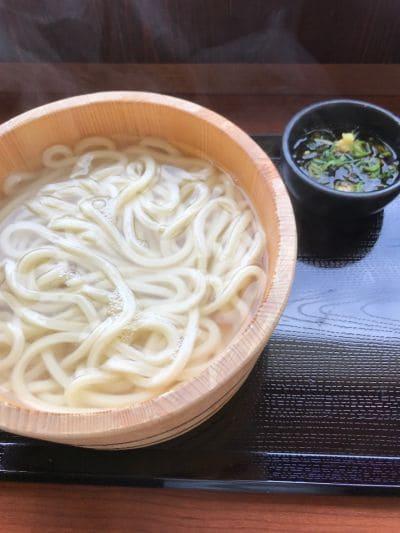 丸亀製麺 滝野社店の口コミ