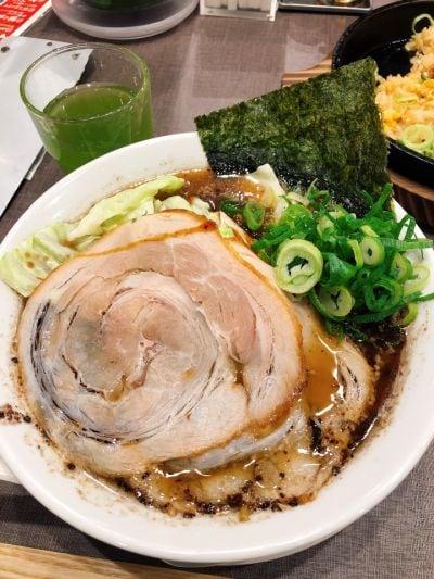 きゃべとんラーメン 横浜青葉台店の口コミ