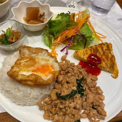 マンゴツリーカフェ ソラリアプラザ天神店