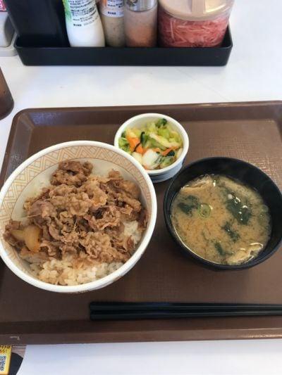 すき家 沖縄登川店の口コミ