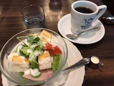 星乃珈琲店 朝霞駅店