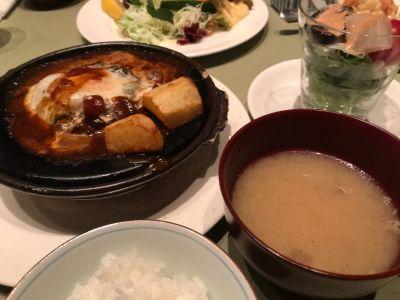 洋食katsui 御堂筋ロッヂ