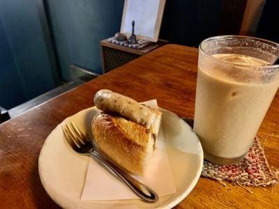 イーストエンドホワイトコーヒー