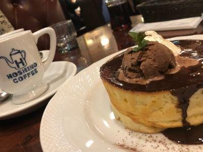 星野珈琲店 阪急三番街店