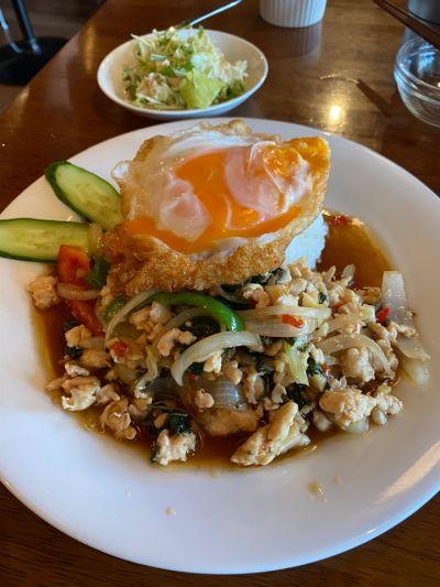 タイ料理 トムヤムくん