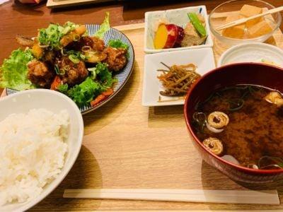 うちの食堂 ららぽーと名古屋港アクルス店の口コミ