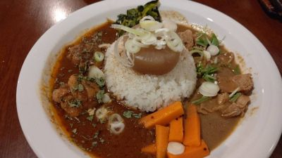 51 CURRY CAFEの口コミ
