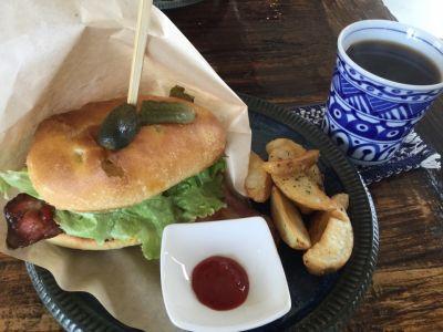 ビッグブルー カフェ ダイニング (BigBlue Cafe Dining)