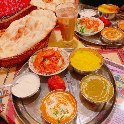本格薬膳インド料理 PANAS