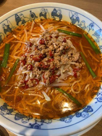熱烈タンタン麺 一番亭 鳥羽店
