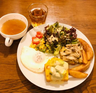 ケーク・サレの店 san-rin-sya