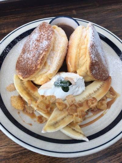 ラプソディcrepe&pancakes Rapsody
