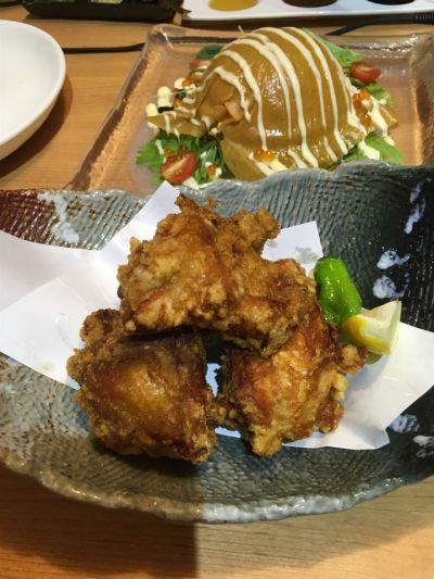 鶏と魚の店丸坊主