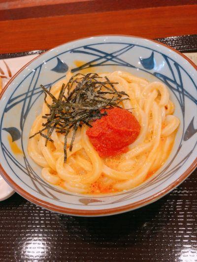 丸亀製麺川崎津田山の口コミ