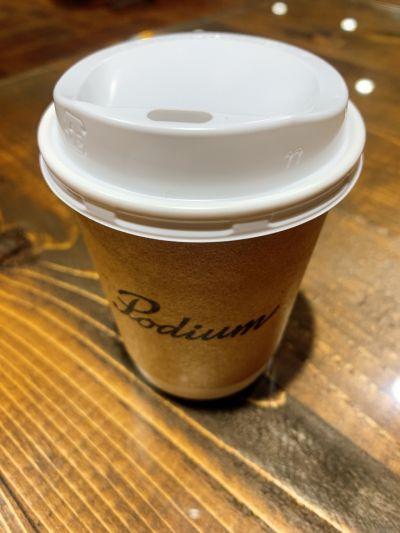 Podium cafe
