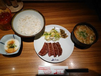 牛たん炭焼 利久 博多デイトス店