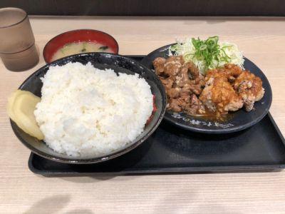 伝説のすた丼屋 品川店