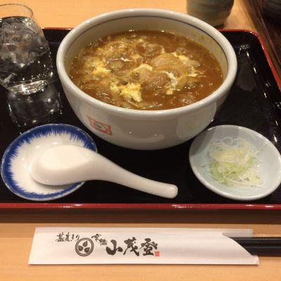 蕎麦きり京橋 山茂登