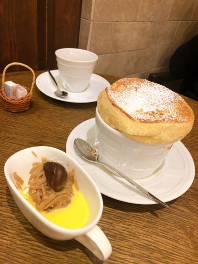 Cafe Marly 渋谷PARCO店の口コミ