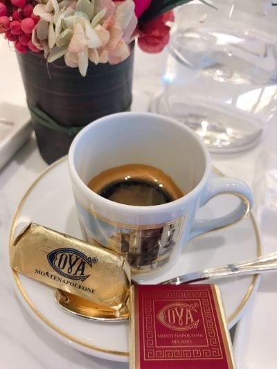 カフェ コヴァ ミラノ(Café Cova Milano) 渋谷スクランブルスクエア店