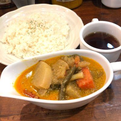 ラッフルズカリーraffles curry