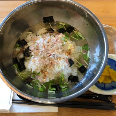 日本茶漬け専門店 貴×2