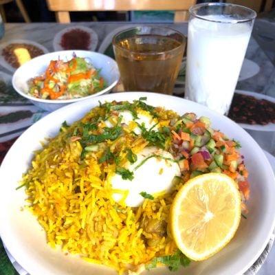 インドレストラン アラジン