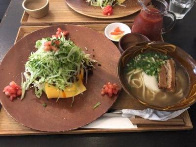 ウチナーカフェ Ya-chi