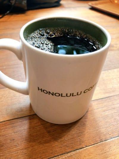ホノルルコーヒー 赤坂見附店