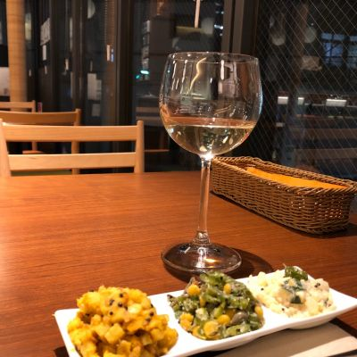 南印度料理タミルナドウ