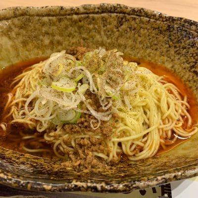 広島 汁なし担担麺くにまつ&韓美苑