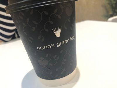 ナナズグリーンティー ディアモール大阪店