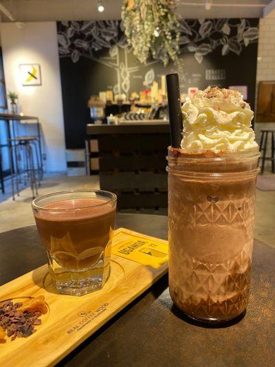 SATURDAYS Chocolate Factory Cafe